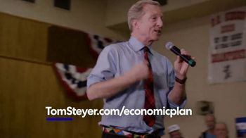 Tom Steyer 2020 TV Spot, 'The Establishment' - Thumbnail 10