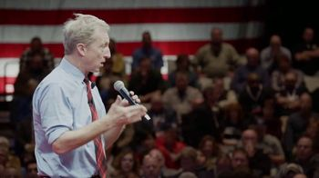 Tom Steyer 2020 TV Spot, 'The Establishment' - Thumbnail 6