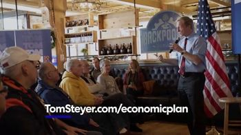 Tom Steyer 2020 TV Spot, 'The Establishment' - Thumbnail 8