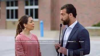 Walmart TV Spot, 'El reto Walmart' [Spanish]