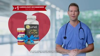 Qunol CoQ10 TV Spot, 'Cardiologist Recommended' Featuring Dr. Travis Stork