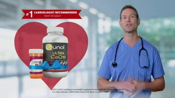 Qunol CoQ10 TV Spot, 'Cardiologist Recommended' Featuring Dr. Travis Stork - Thumbnail 3