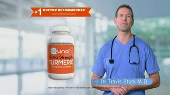 Qunol Turmeric Ultra High Absorption TV Spot, 'Healthy Joints' Featuring Travis Stork - Thumbnail 1