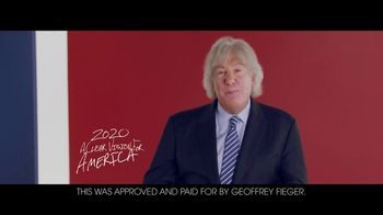 Fieger Law TV Spot, '2020 A Clear Vision for America: Black Lives Matter'