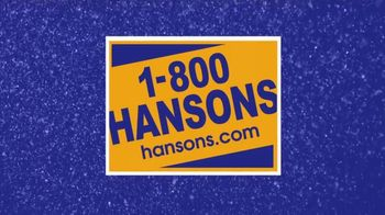 1-800-HANSONS TV Spot, 'Cure for Escaping the Cold: 50 Percent Off' - Thumbnail 1