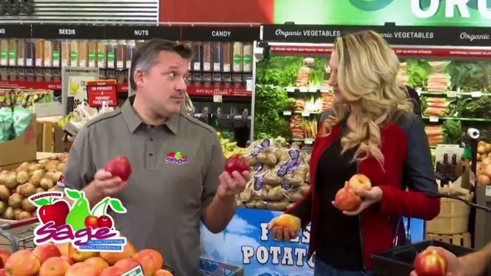Sage Fruit Apples TV Commercial, 'Stopped By'