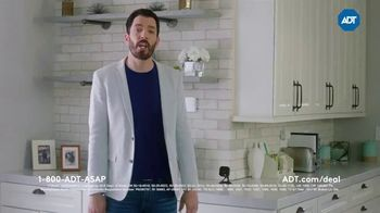 ADT Smart Home Security Sale TV Spot, 'All These Things Combined: Free Install' Featuring Jonathan Scott, Drew Scott - Thumbnail 5