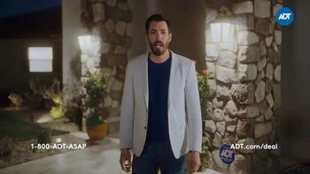 ADT Smart Home Security Sale TV Spot, 'All These Things Combined: Free Install' Featuring Jonathan Scott, Drew Scott - Thumbnail 6
