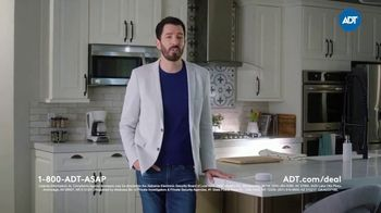 ADT Smart Home Security Sale TV Spot, 'All These Things Combined: Free Install' Featuring Jonathan Scott, Drew Scott
