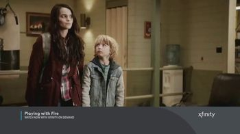 XFINITY On Demand TV Spot, 'Playing With Fire' - Thumbnail 6