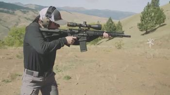 Horus Vision Reticle Technologies TV Spot, 'The Complete Long Range Shooting Solution'