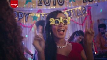Colgate Optic White Renewal TV Spot, \'New Year\'s Eve Nostalgia\'