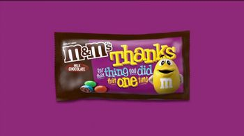 M&M's TV Spot, 'The Oscars: Love Your Self(ie)' - 1 commercial airings