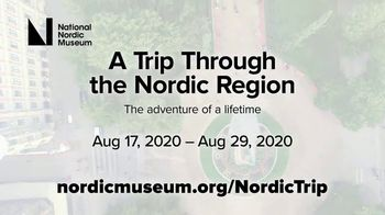 National Nordic Museum TV Spot, 'Tour the Great Nordic Capitals' - Thumbnail 8
