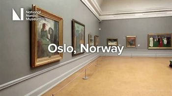 National Nordic Museum TV Spot, 'Tour the Great Nordic Capitals' - Thumbnail 2