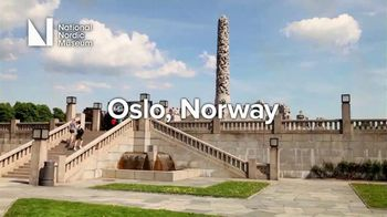 National Nordic Museum TV Spot, 'Tour the Great Nordic Capitals' - Thumbnail 3