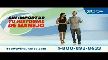 Freeway Insurance TV Spot, 'Cero excusas' [Spanish] - Thumbnail 3