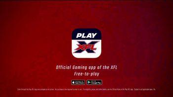 Play XFL TV Spot, 'Fan-First' - Thumbnail 7