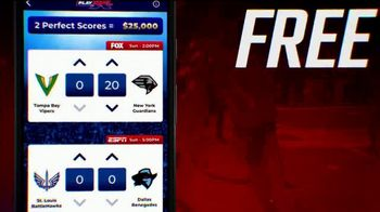 Play XFL TV Spot, 'Fan-First' - Thumbnail 1
