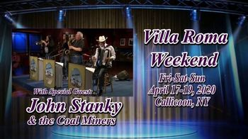 Villa Roma Resort & Conference Center TV Spot, 'Villa Roma Weekend' - Thumbnail 3