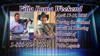 Villa Roma Resort & Conference Center TV Spot, 'Villa Roma Weekend' - Thumbnail 6