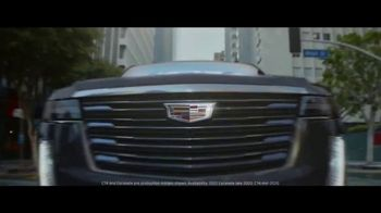 Cadillac TV Spot, 'No Barriers' Song by DJ Shadow feat. Run the Jewels [T1] - Thumbnail 6