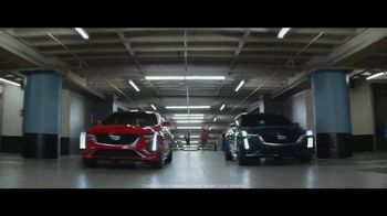 Cadillac TV Spot, 'No Barriers' Song by DJ Shadow feat. Run the Jewels [T1] - Thumbnail 4
