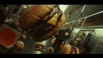 Postmates TV Spot, 'When All You Can Burgers is Think About' Song by Rob - Thumbnail 6