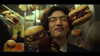 Postmates TV Spot, \'When All You Can Burgers is Think About\' Song by Rob