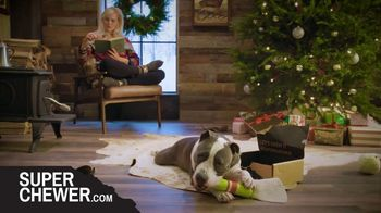 Super Chewer TV Spot, 'Around the Tree: Free Shipping'