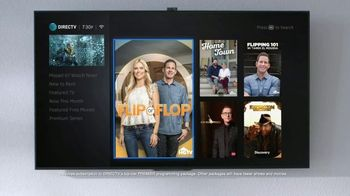 DIRECTV On Demand TV Spot, 'HGTV: Maximizing Potential' Featuring Tarek El Moussa - Thumbnail 8