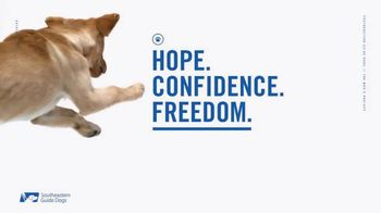 Southeastern Guide Dogs TV Spot, 'Anatomy of a Superhero: Moxie' - Thumbnail 6