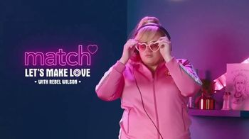 Match.com TV Spot, 'Have I Been Ghosted?' Featuring Rebel Wilson - Thumbnail 1