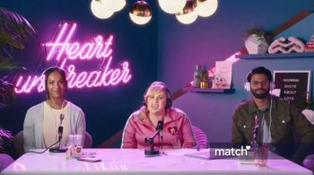 Match.com TV Spot, 'Have I Been Ghosted?' Featuring Rebel Wilson