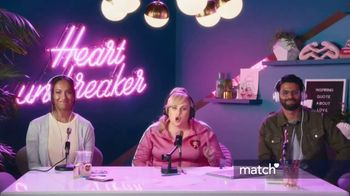 Match.com TV Spot, 'Have I Been Ghosted?' Featuring Rebel Wilson - Thumbnail 3