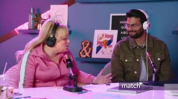 Match.com TV Spot, 'Have I Been Ghosted?' Featuring Rebel Wilson - Thumbnail 6