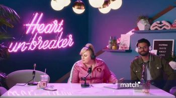 Match.com TV Spot, 'Have I Been Ghosted?' Featuring Rebel Wilson - Thumbnail 7