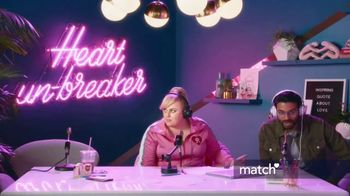Match.com TV Spot, 'Have I Been Ghosted?' Featuring Rebel Wilson - 202 commercial airings