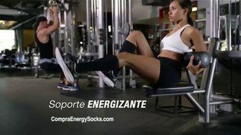 Copper Fit Energy Socks TV Spot, 'Rediseñadas' [Spanish] - Thumbnail 4