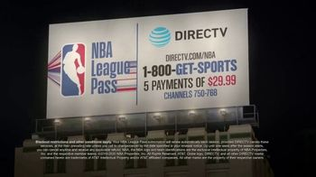 NBA League Pass TV Spot, 'Shout It: $29.99' Song by VideoHelper - Thumbnail 10