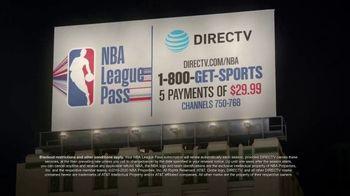 NBA League Pass TV Spot, 'Shout It: DIRECTV Offer for $29.99' Song by VideoHelper - Thumbnail 10