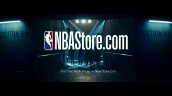NBA Store TV Spot, 'Gear Up: Clippers & Lakers: Special Holiday Offer' - Thumbnail 8