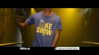 NBA Store TV Spot, 'Gear Up: Clippers & Lakers: Special Holiday Offer' - Thumbnail 4