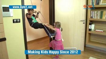 Gym1 Indoor Playground TV Spot, 'Swing, Climb, Play INDOORS: $159.95'