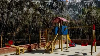 Gym1 Indoor Playground TV Spot, 'Swing, Climb, Play INDOORS: $159.95' - Thumbnail 1