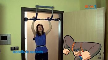 Gym1 Indoor Playground TV Spot, 'Swing, Climb, Play INDOORS: $159.95' - Thumbnail 5