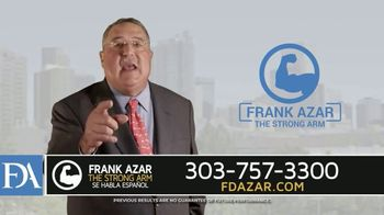 Franklin D. Azar & Associates, P.C. TV Spot, 'Deadline'