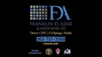 Franklin D. Azar & Associates, P.C. TV Spot, 'Deadline' - Thumbnail 9