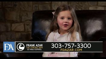 Franklin D. Azar & Associates, P.C. TV Spot, 'Even Kids Know: Holidays'