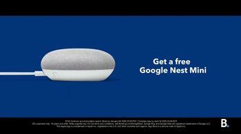 Booking.com TV Spot, 'Mark's Resolution: Free Google Nest Mini' - Thumbnail 8
